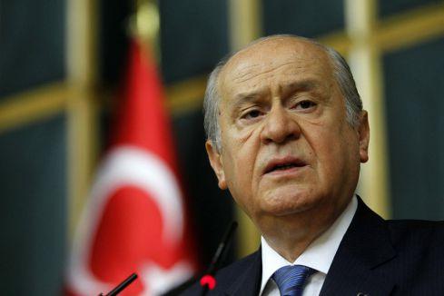 Bahçeli:'Türk milleti karar verecek'