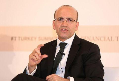 Bakan Şimşek'ten Feyzioğlu'na cevap