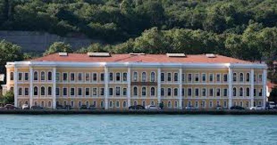 Bakın Tarihi Galatasaray Üniversitesi Neden Kül Olmuş