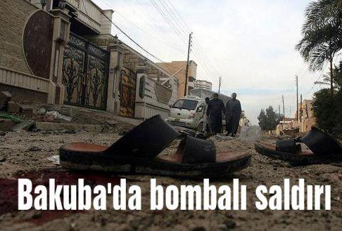 Bakuba'da bombalı saldırı