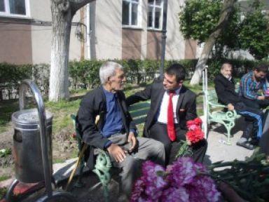 Balıkesir Ülkü Ocakları Yaşlıları Unutmadı