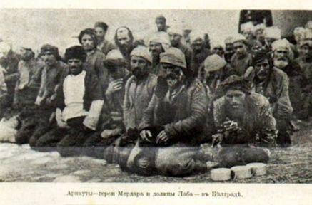 Balkan Savaşlarında Esir Düşün Osmanlı Askerleri
