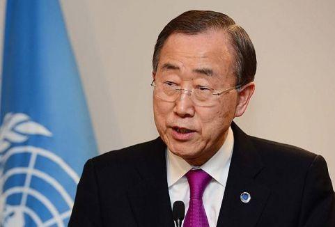 Ban Ki-mun:'Hesap vermeleri gerekli'