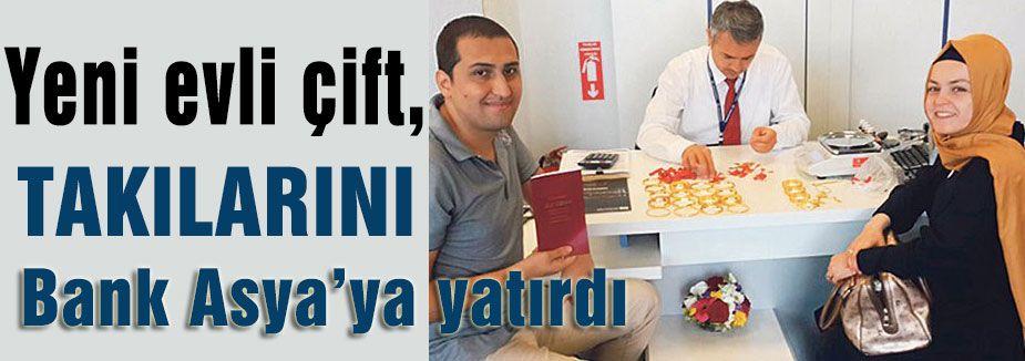 BANK ASYA'YA SAHİP ÇIKIYORLAR