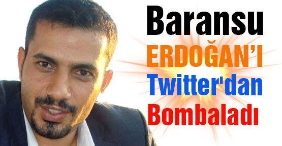 Baransu'dan Erdoğan'a Sert Yanıt