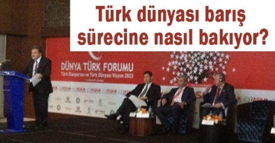 Barış Süreci ve Türk Dünyası