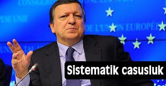 Barroso'dan ABD'ye totaliterlik uyarısı