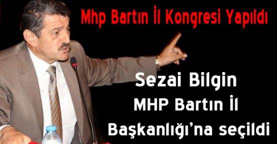 Bartın MHP Seçimini yaptı