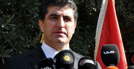 Barzani Bağdat'a gidecek