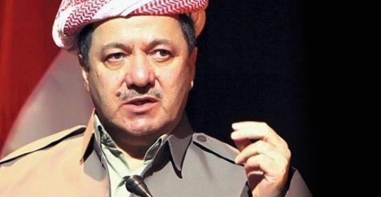 Barzani Kürtlere Sınır Kapısını Kapattı...