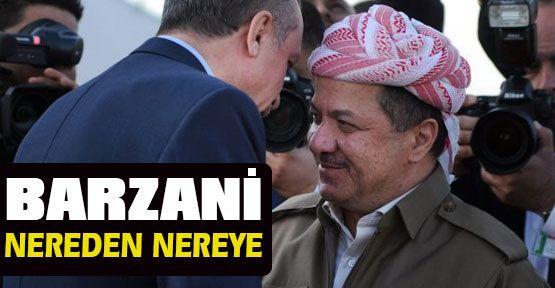 Barzani: Nereden Nereye