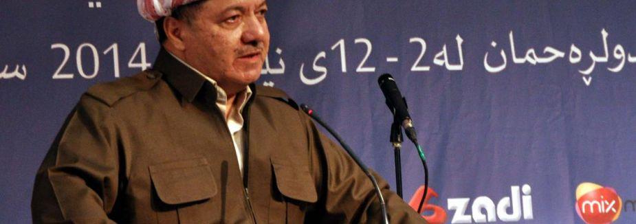 Barzani'den referandum kararı...