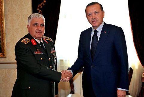 Başbakan Erdoğan Özel'i kabul etti
