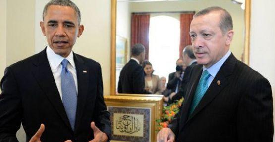 Başbakan ve Obama Görüştü...