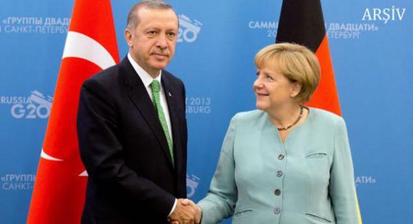 Başbakan'ın Gizli Hesapları Merkel'in Elinde...