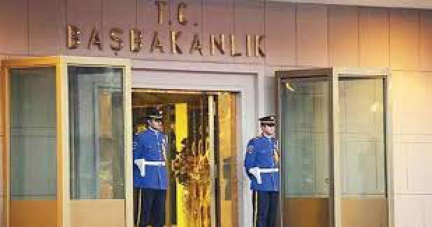 Başbakanlık'ta Atama...