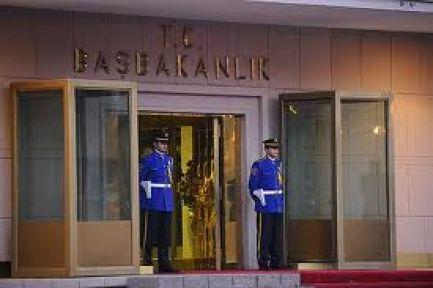 Başbakanlık'ta Süpriz Toplantı