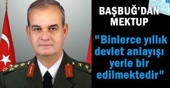 Başbuğ; 'Türk Milleti'nin Aklı İle Alay Edilmekte'
