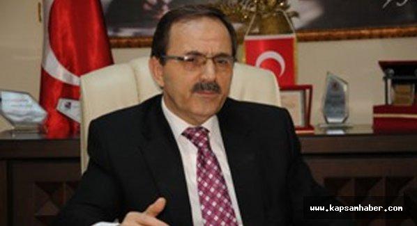 Başkan Zihni Şahin: PKK silaha sarılan, kana bulaşan terör örgütüdür