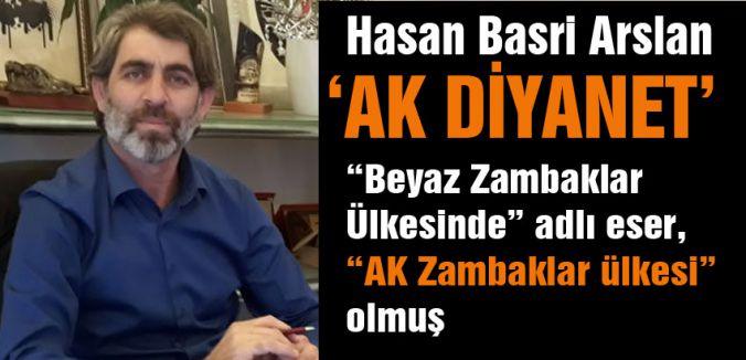 """Basri Arslan """"Ak Diyanet"""""""