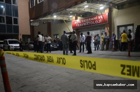 Batman'da polis ve göstericiler çatıştı: 4 yaralı