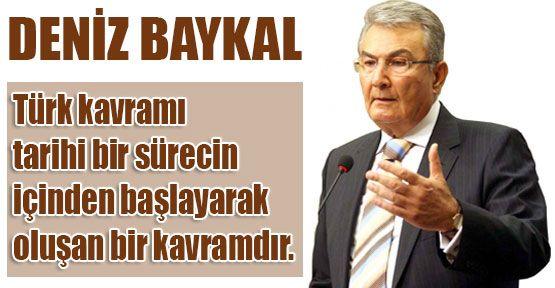 Baykal; Savaş girmedik ama savaş Türkiye'ye geldi