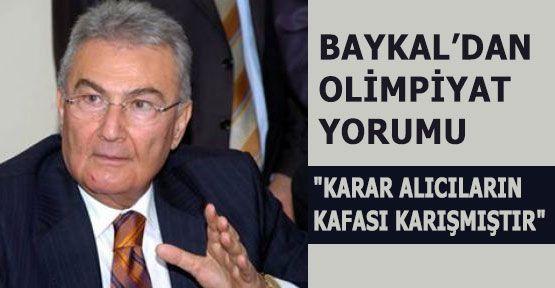 Baykal'dan Olimpiyat Çıkışı...