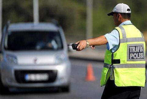 Bayramda trafik önlemleri...