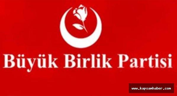 BBP'li Akın terör olaylarını kınadı