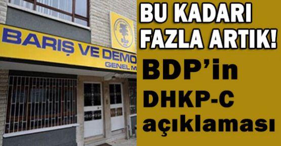 BDP, Aklını mı Kaybetti? Pes Doğrusu!