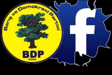 BDP Facebook'a Savaş Açtı...