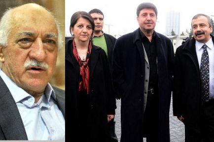 BDP Heyeti, Fethullah Gülen'i Ziyarete Gidiyor!