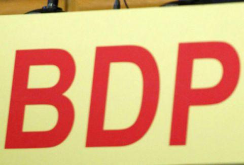 BDP tüzük değiştiriyor