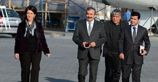 BDP ve HDP Heyeti İmralı Yolunda...