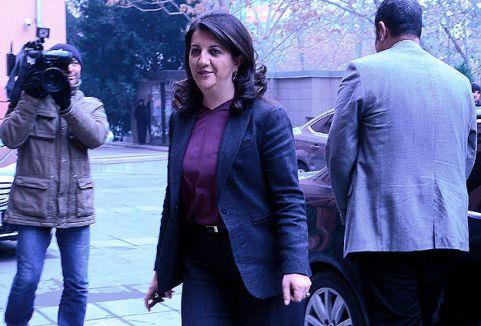 BDP ve HDP heyeti, İmralı'ya gitti
