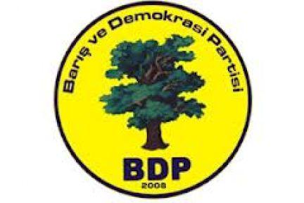 BDP'den Akp'ye Övgü Dolu Açıklama