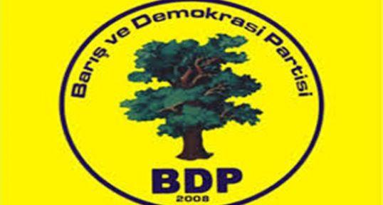 BDP'den çok çarpıcı iddia