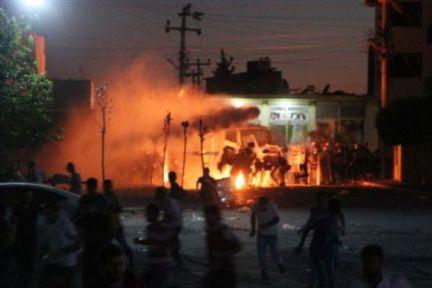 BDP'lilere Biber Gazı...