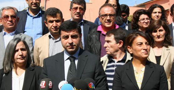 BDP'nin İsteğiyle Operasyon Durdu