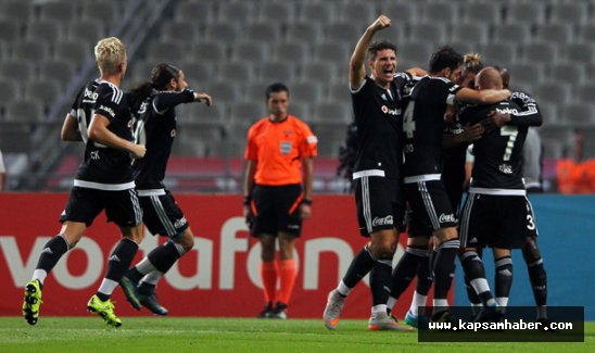 Beşiktaş: 3 - Fenerbahçe: 2