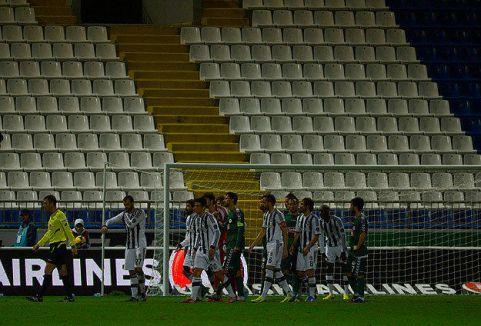 Beşiktaş artık stadımıza çıkamayacak