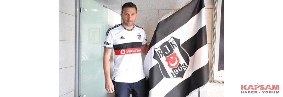 Beşiktaş, Dusko Tosic'la sözleşme imzaladı