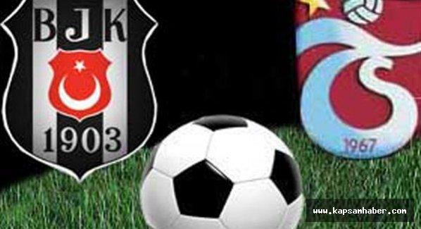 Beşiktaş-Trabzonspor maçı