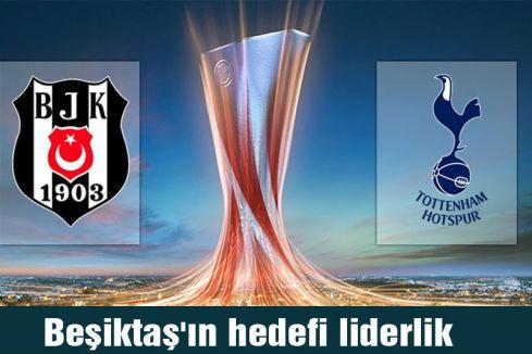 Beşiktaş'ın hedefi liderlik