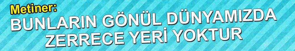 Mehmet Metiner'den Çarpıcı Sözler!
