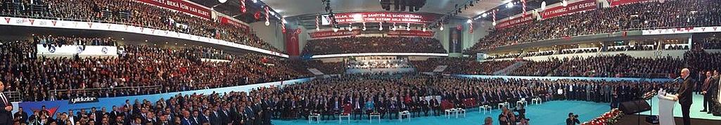 MHP Lideri Devlet Bahçeli Konuştu (18 Mart 2018 MHP Kurultayı)