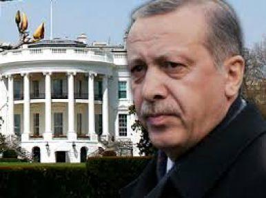 Beyaz Saray'dan Erdoğan'a Tepki...