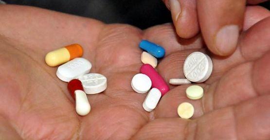 Bilinçli ilaç kullanımı kampanyası...