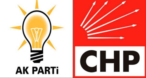Bir İlk: 350 AKP'li CHP'ye Geçti...