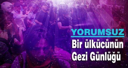 Bir ülkücünün Gezi güncesi